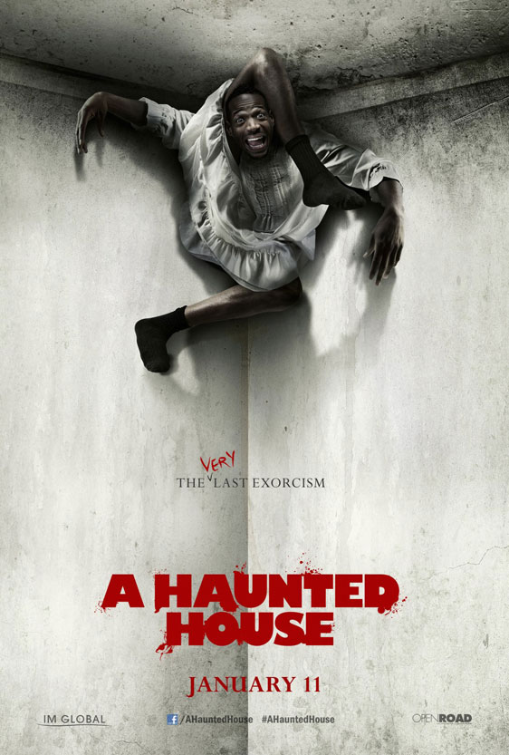 A Haunted House Poster #3