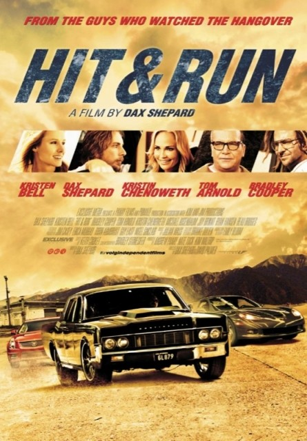 Hit and Run Poster #2