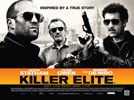 Killer Elite Poster #8