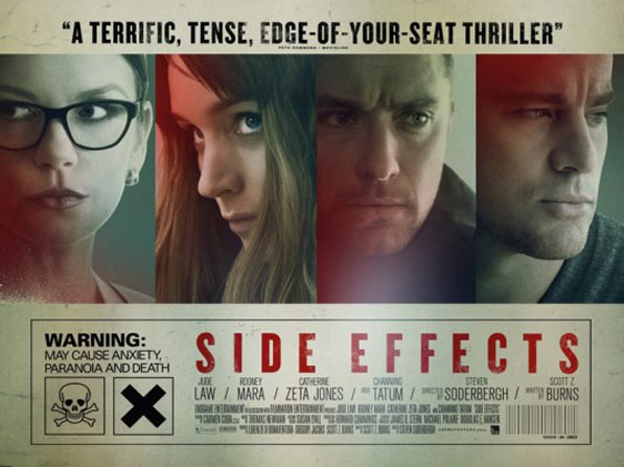 Side Effects Poster #4