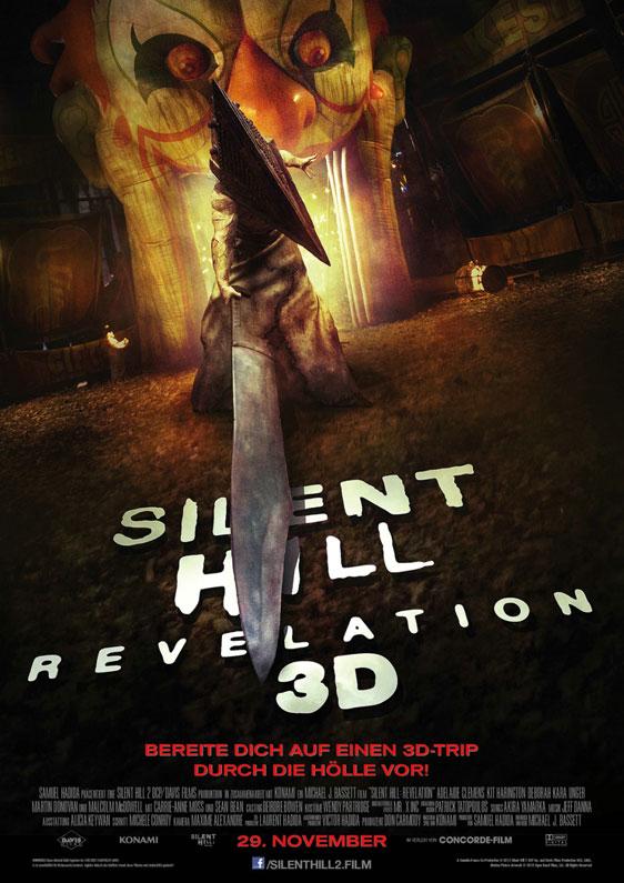 Silent Hill: Revelation 3D Poster #3