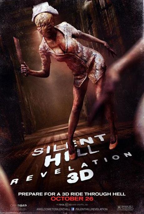 Silent Hill: Revelation 3D Poster #5