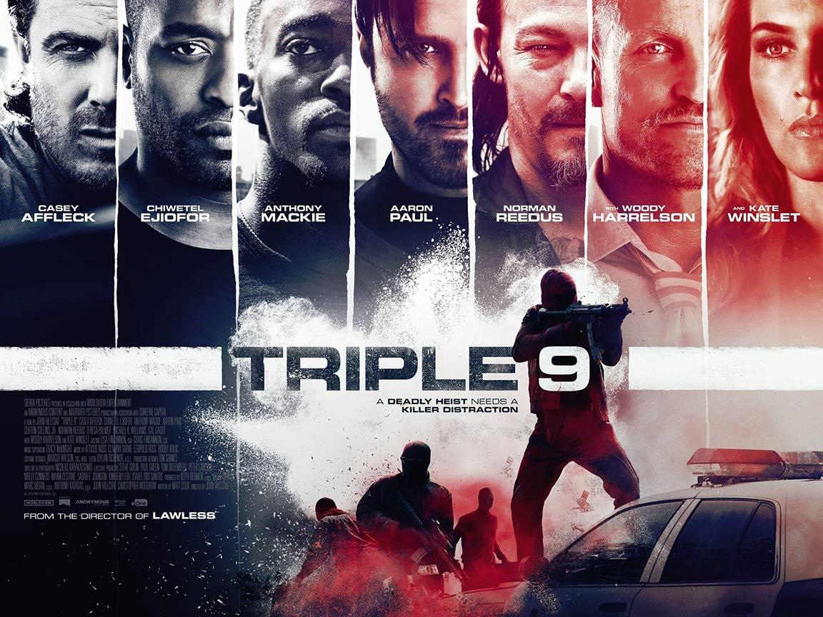 مشاهدة فيلم 2016 TRIPLE 9  مترجم اون لاين و تحميل مباشر