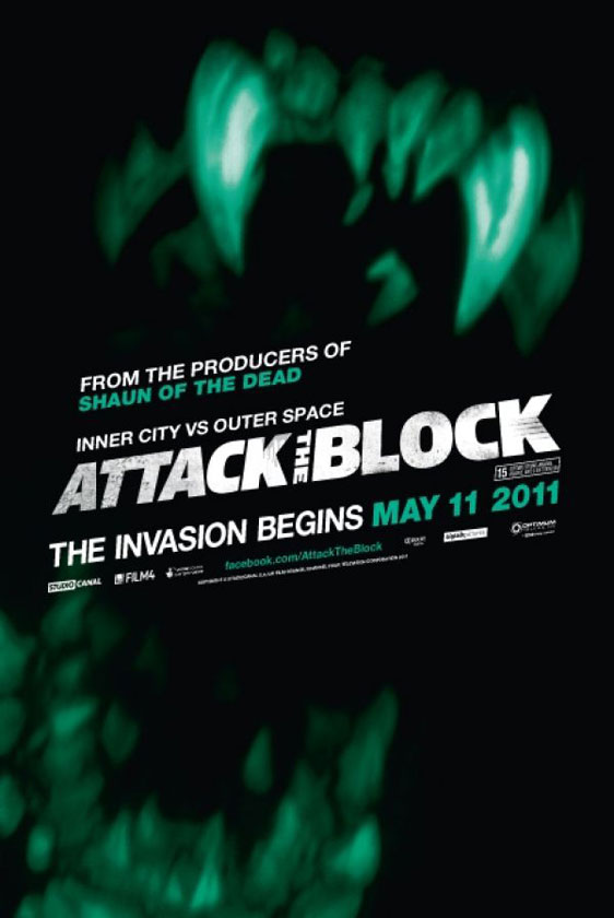 Attack the Block Poster #2