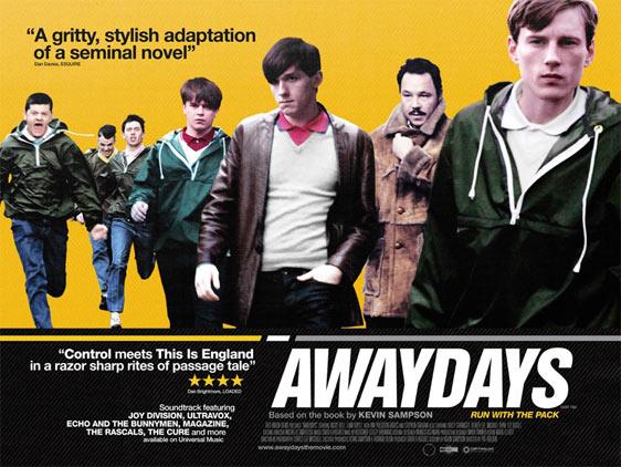 Awaydays Poster
