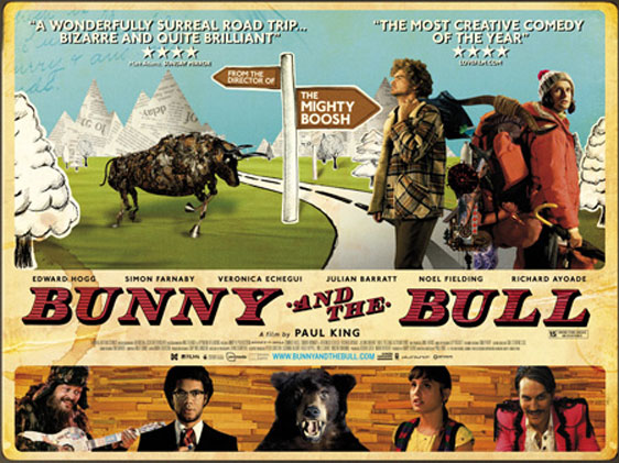 Bunny and the Bull Poster #1