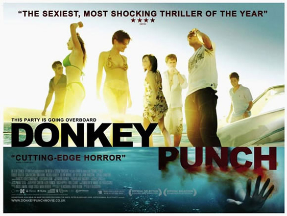 Donkey Punch Poster #2