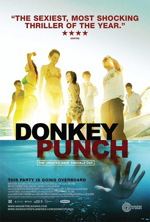 Donkey Punch Poster #3