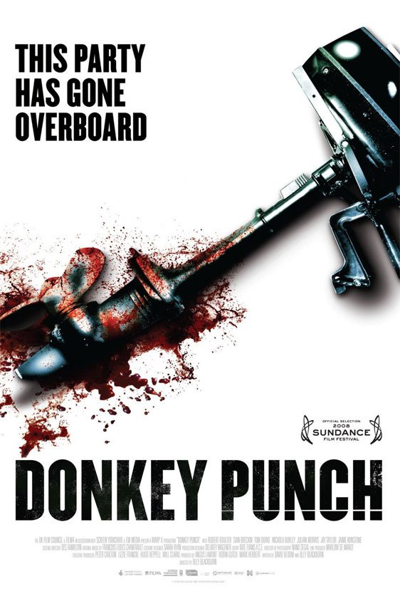Donkey Punch Poster #1