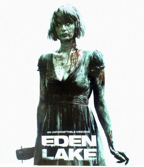 Eden Lake Poster #2