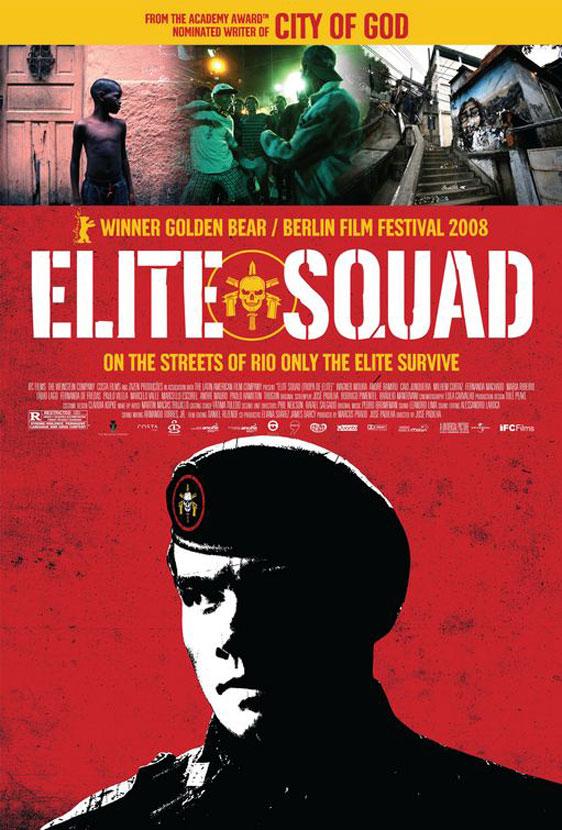 Elite Squad (Tropa De Elite) Poster