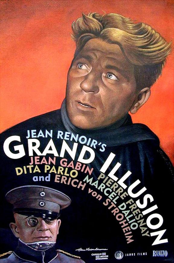 Grand Illusion Poster #1