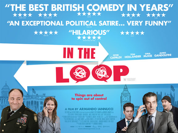 In the Loop Poster #2