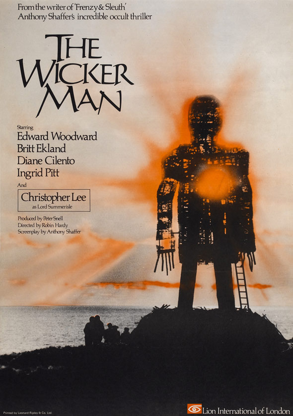 The Wicker Man Poster #1