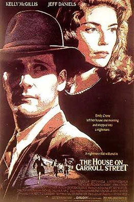 The House on Carroll Street Poster #1