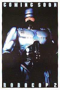 RoboCop 2 Poster #2