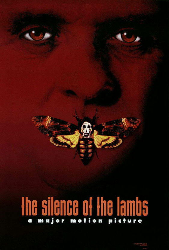 The Silence of the Lambs Poster #2