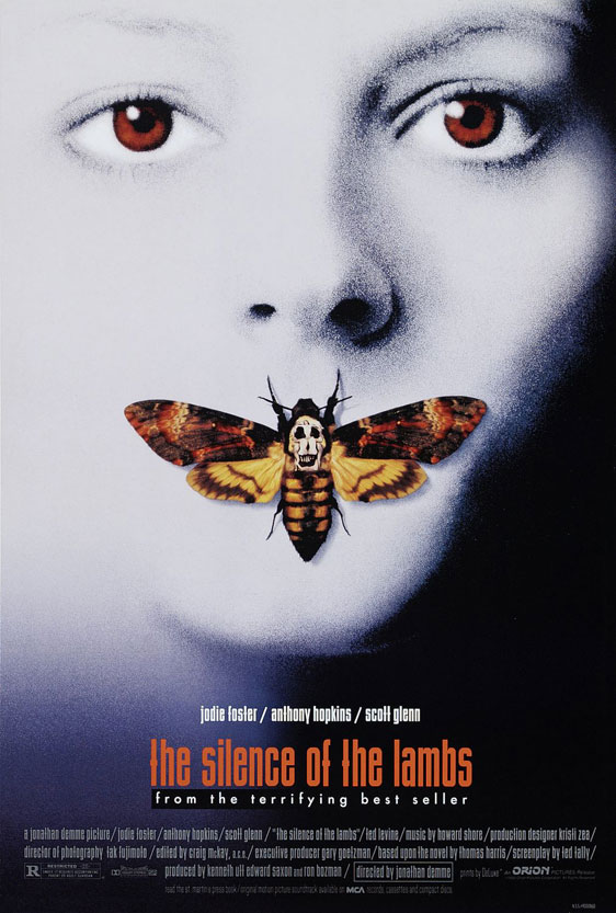 The Silence of the Lambs Poster