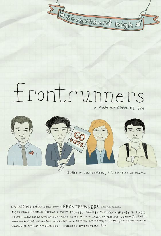 Frontrunners Poster #1