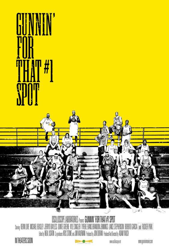 Gunnin' for That #1 Spot Poster