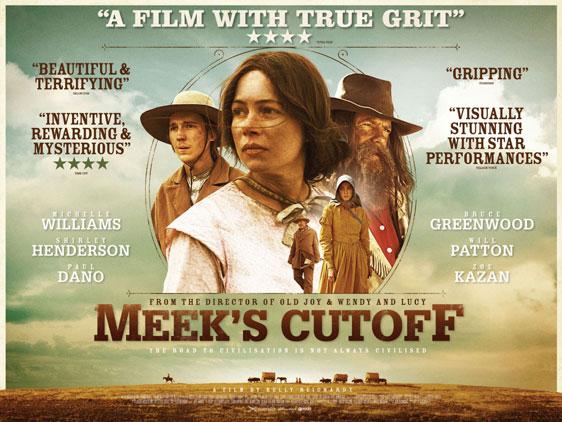 Meek's Cutoff Poster #2
