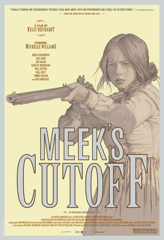 Meek's Cutoff Poster #1