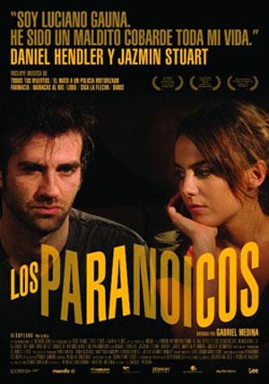 The Paranoids (Los paranoicos) Poster