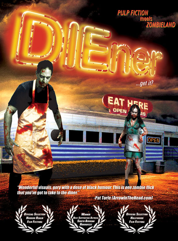 Die-ner (Get It?) Poster #2