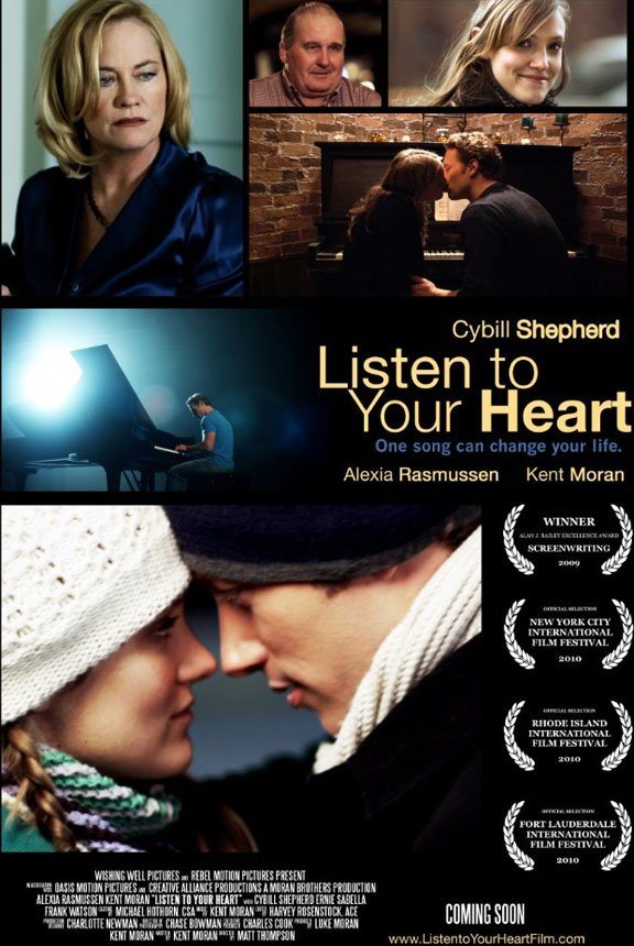 Listen To Your Heart Poster