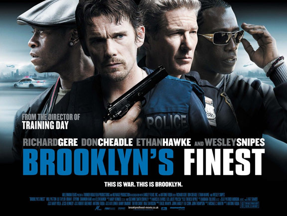 Brooklyn's Finest Poster #2