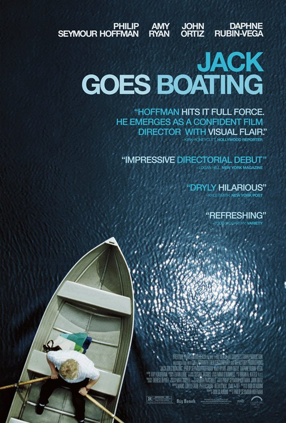 Jack Goes Boating Poster #2
