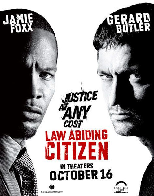 Law Abiding Citizen Poster #5