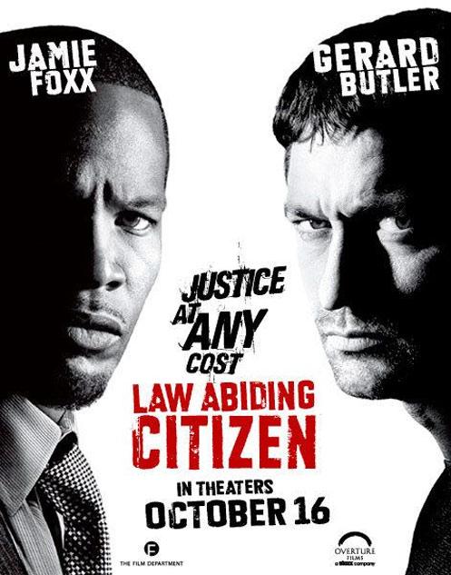 Law Abiding Citizen Poster #5