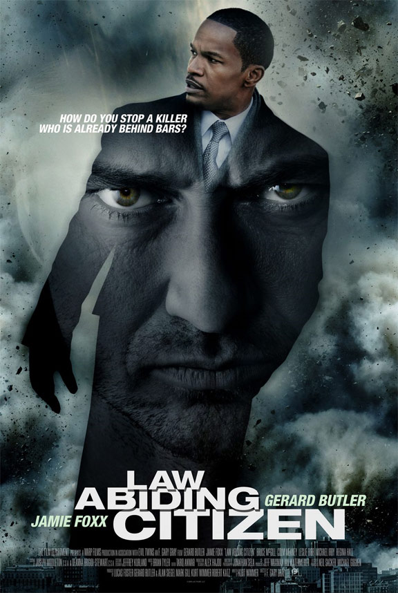 Law Abiding Citizen Poster #6