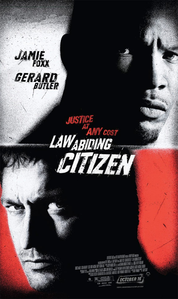 Law Abiding Citizen Poster #7
