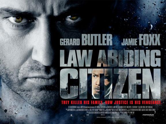 Law Abiding Citizen Poster #8