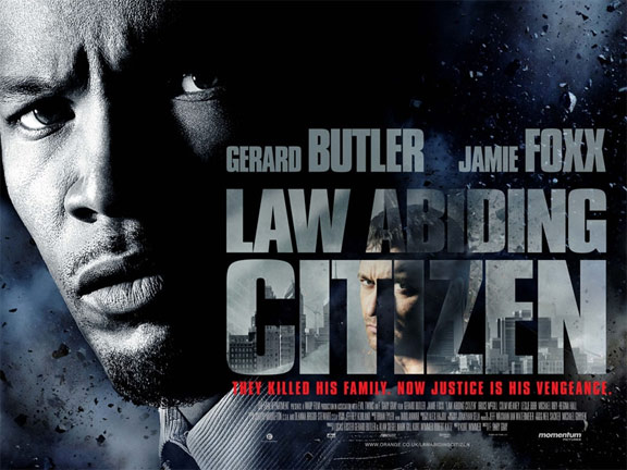 Law Abiding Citizen Poster #9
