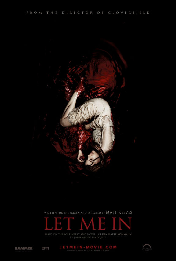 Let Me In Poster #2