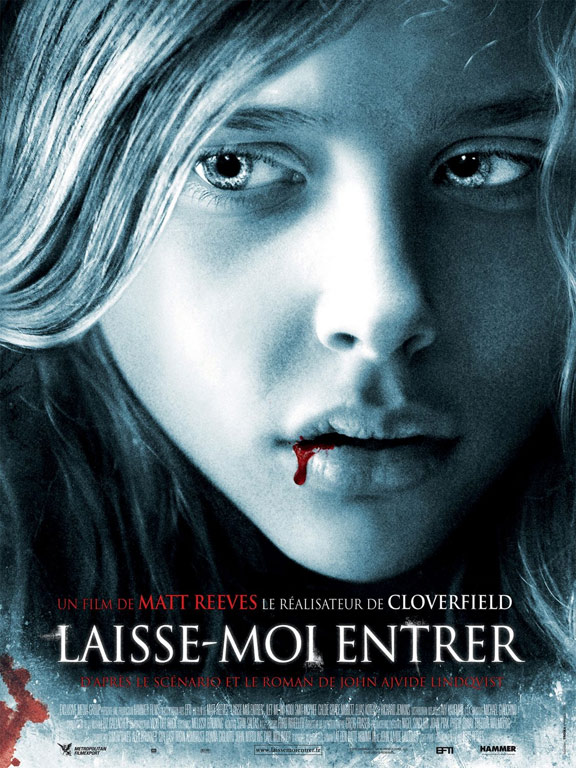 Let Me In Poster #4
