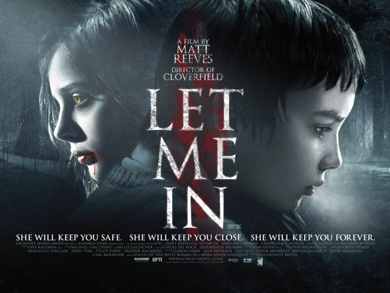 Let Me In Poster #7