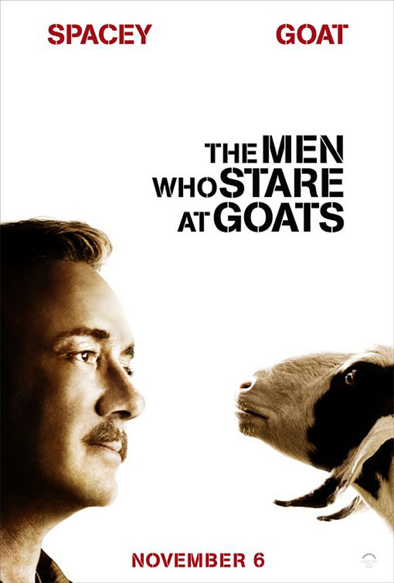 The Men Who Stare at Goats Poster #5