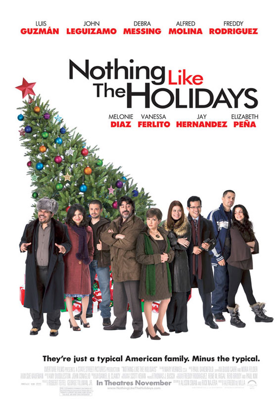 Nothing Like the Holidays Poster