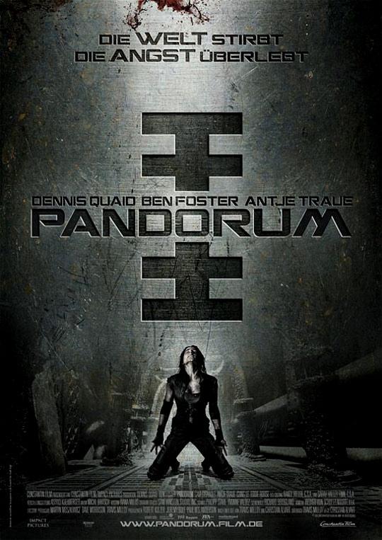 Pandorum Poster #7