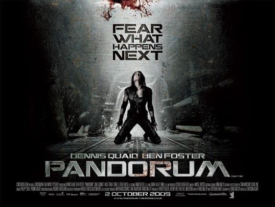 Pandorum Poster #9