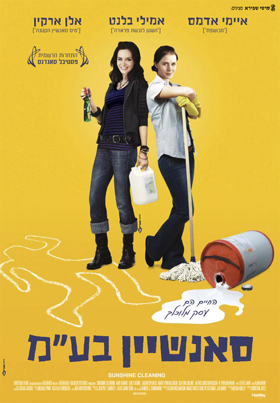 Sunshine Cleaning Poster #2