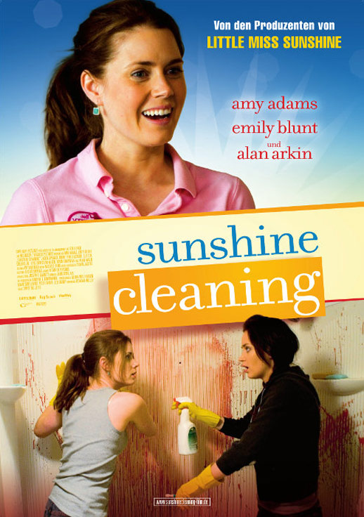Sunshine Cleaning Poster #3