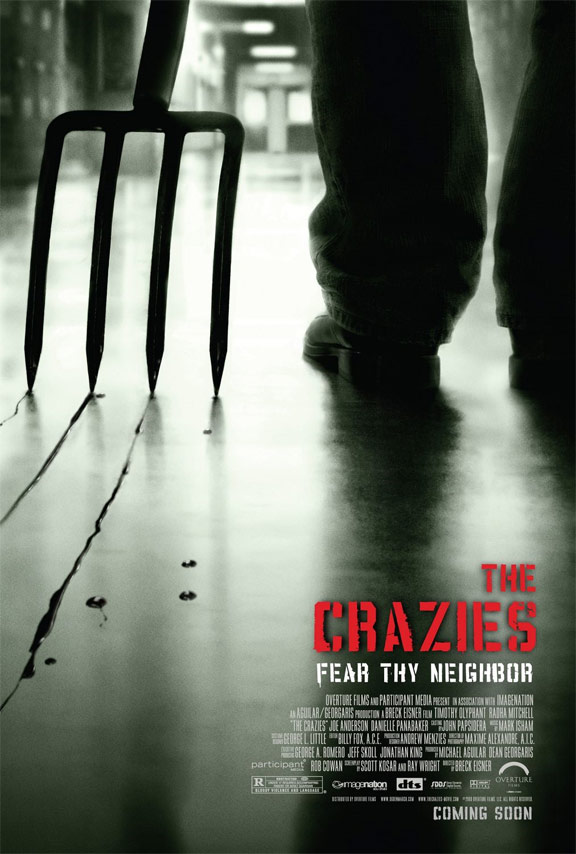 The Crazies Poster #2