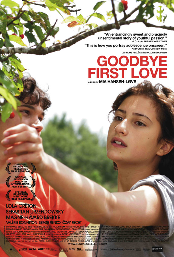 Goodbye First Love Poster #2