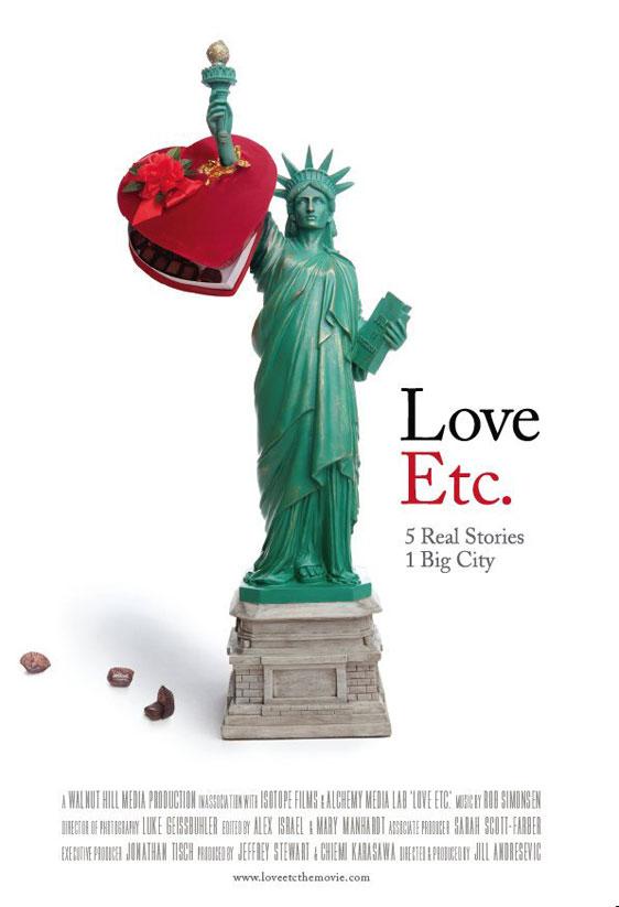 Love Etc. Poster