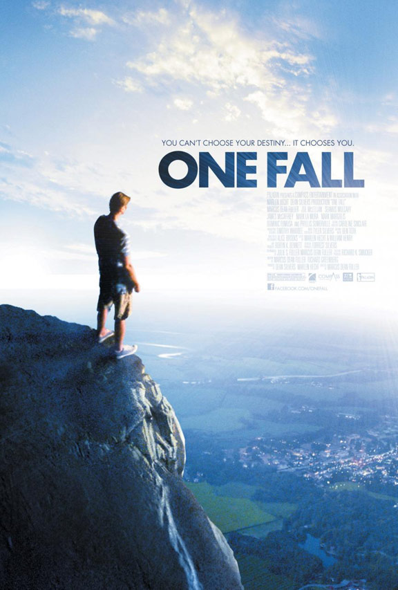 One Fall Poster